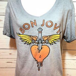 Bon Jovi Tshirt NWT